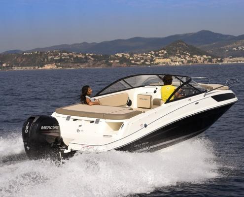 Bayliner VR5 Cuddy