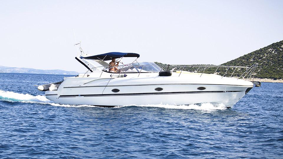 jachty kabinowe sprzedaż